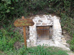 Fontaine de la Merlerie